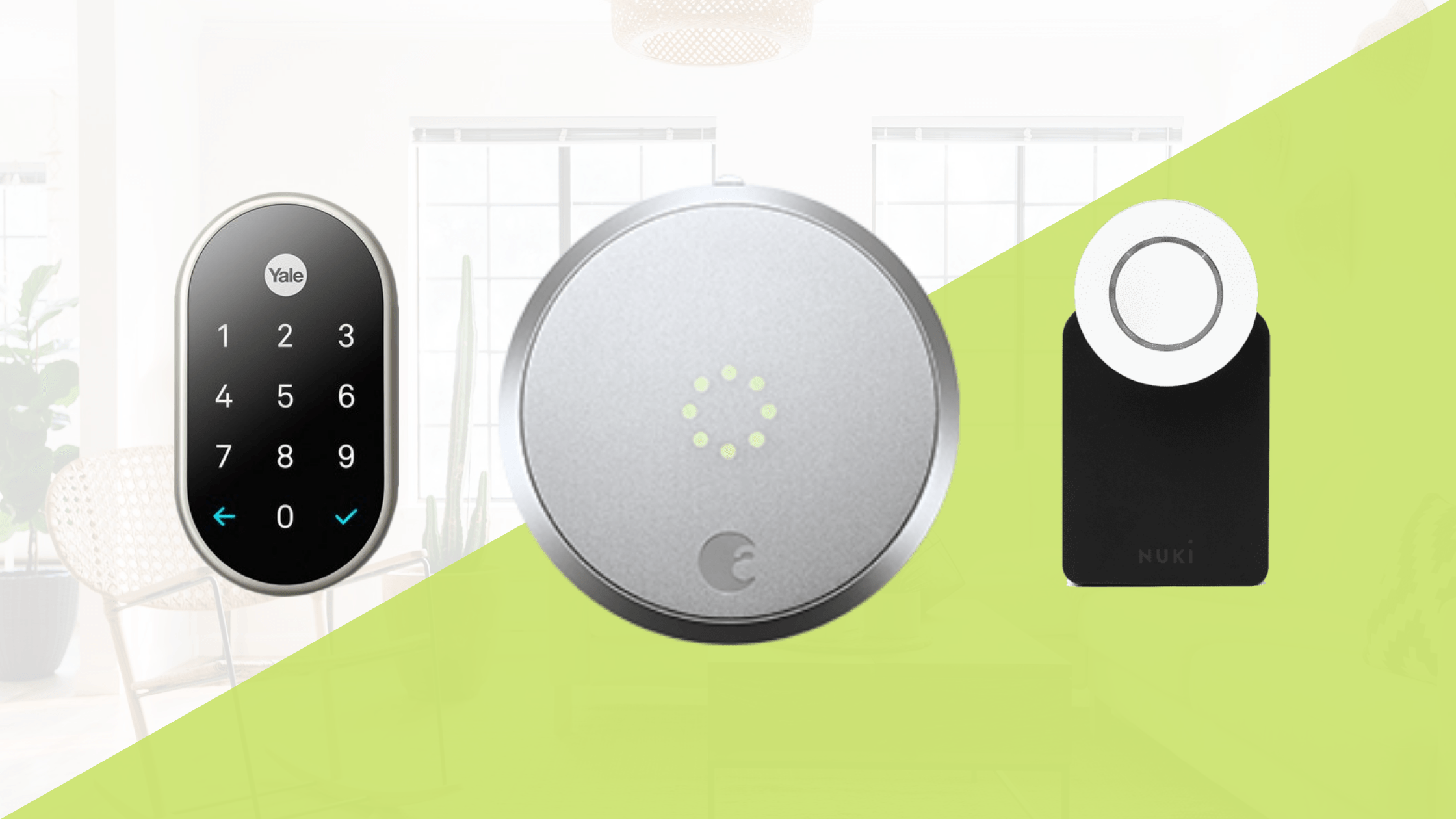 Smart Locks for your property